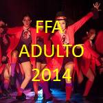 Clipe Festa de Final de Ano 2014 - Jazz Adulto